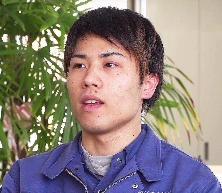 石山 神威さん